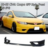 Poly HFP Front Lip for 2006-2008 Honda Civic 2 Door