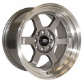 15x8  MST TIME ATTACK DEEP DISH WHEELS * 4 LUG UNIVERSAL