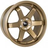 17x9 MST MT01 Bronze Rims 5X114.3  * Volk TE37 Style