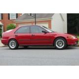 1992-1995 Honda Civic Amber Corner Lights for 4 Door