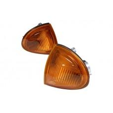 JDM Style Amber Corner Lights