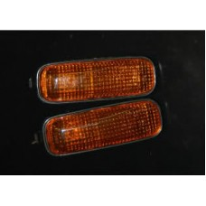 Amber Side Markers with Wiring