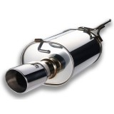Apexi World Sport 2 Universal Exhaust Muffler