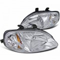 1999-2000 Honda Civic OEM Spec Housing Head Lights