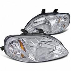 1999-2000 Honda Civic OEM Spec Housing Head Lights