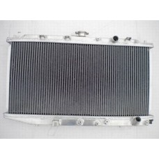 Dual Core All Aluminum Radiator for 88-91 Civic/Crx
