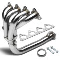 1988-2000 Honda Civic 4-1 Stainless Steel Performance Headers