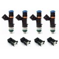 1000cc Injector Nation EV14 Genuine Bosch Injectors
