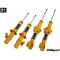 Set of C8 Sport Performance Shocks