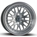 16X8 Avid1 AV12  Machine Polished Rims 4x100 & 4x114.3