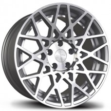 17x8 Avid1 AV36 Machine Polished Rims 5X114.3