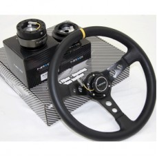 NRG Complete Quick Release Steering Wheel Set Up