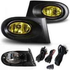 Fog Light Set for 02-04 Acura RSX