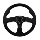 NRG Complete Quick Release Steering Wheel Kit