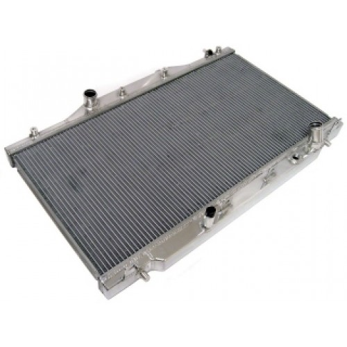Dual Core All Aluminum Radiator For Acura RSX With A