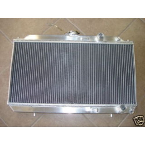1990-1993 Acura Integra Dual Core Radiator For Manual