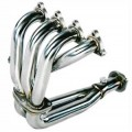 Stainless Steel Exhaust Manifold Headers for  88-00 CIVIC/DEL SOL/CRX D-SERIES